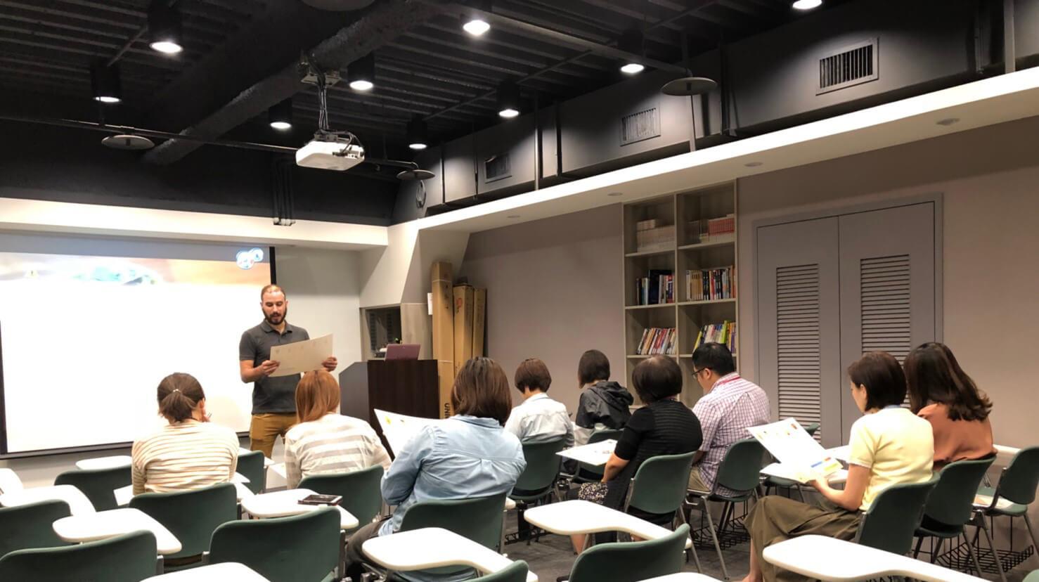 企業外派 企業培訓 英文培訓 群筑英日語 台北英語補習班 學英文 學日文